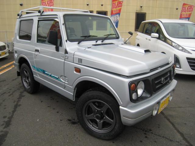SUZUKI Jimny 1998 For Sale | Japanese Used Cars | Car-Tana com